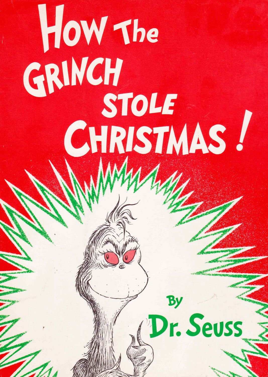How The Grinch Stole Christmas Best Christmas Books Christmas Books For Kids Grinch Stole Christmas