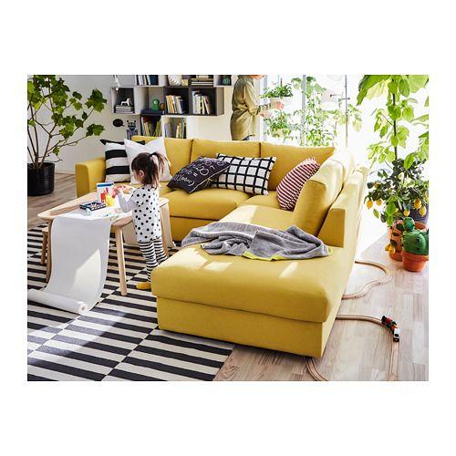 VÅRGYLLEN Cushion cover, white, black images