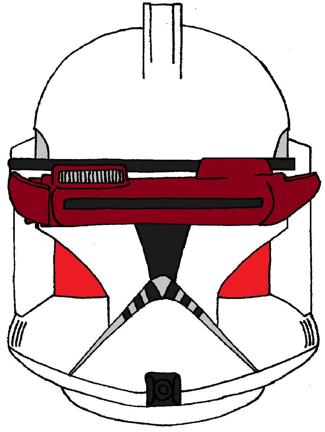 clone trooper lieutenant thire u0027s helmet clone trooper helmets