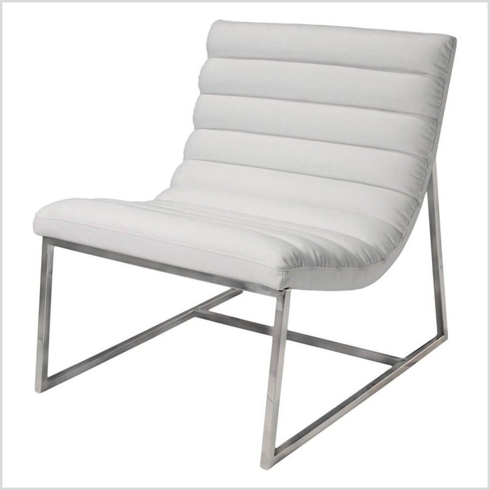 76 reference of chair Accent white in 2020 White leather