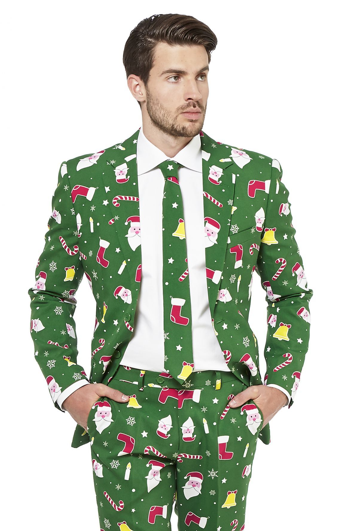 Crazy Christmas Suits
