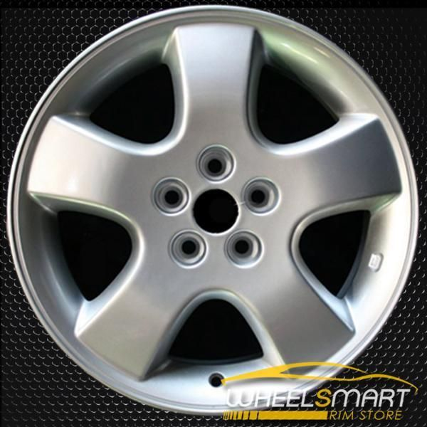 "16"" Dodge Neon OEM wheel 2003-2005 Silver alloy stock rim 2195"