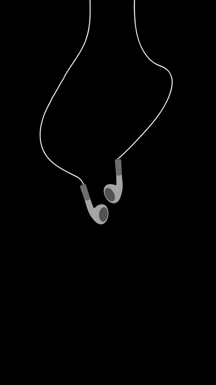 amoled minimalist, iPhone Wallpaper | Black wallpaper ...
