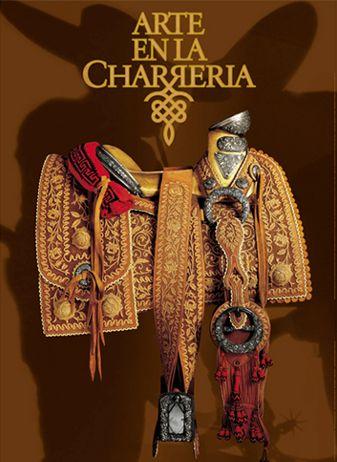 Charreria arte y caballos artesanos mexicanos silla de for Sillas para caballos