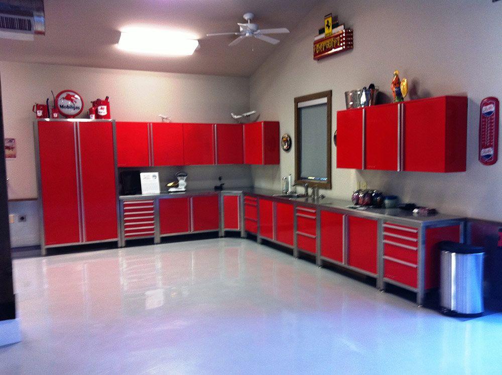 Vault Professional Series Garage Cabinets Garage Garagecabinets