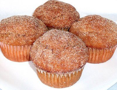 Baked Perfection: Cinnamon Sugar Donut Muffins
