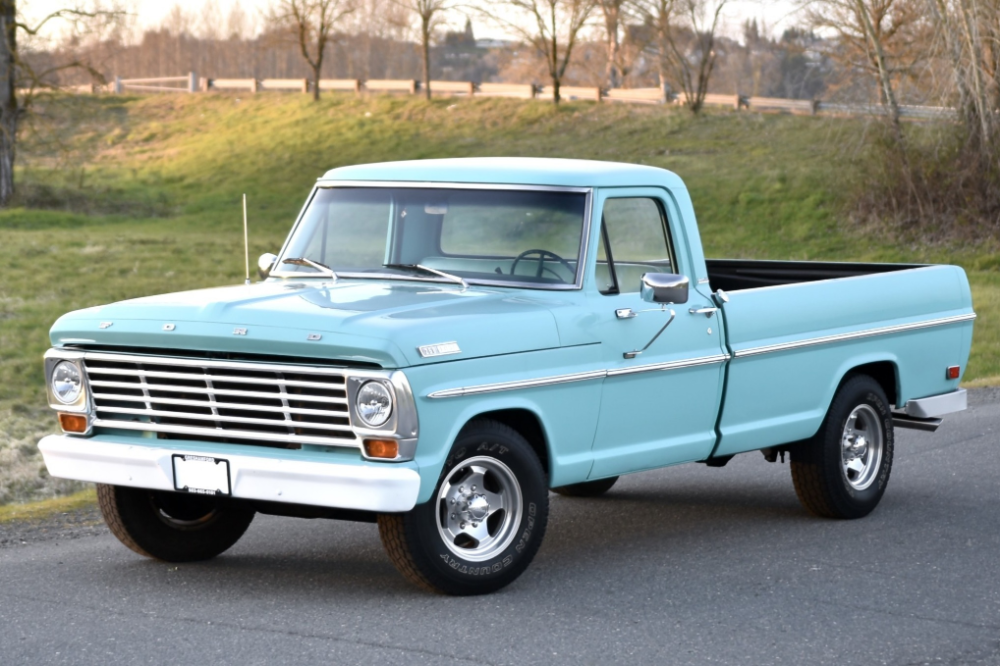 1967 Ford F 250 Pickup In 2020 F250 Classic Cars Online