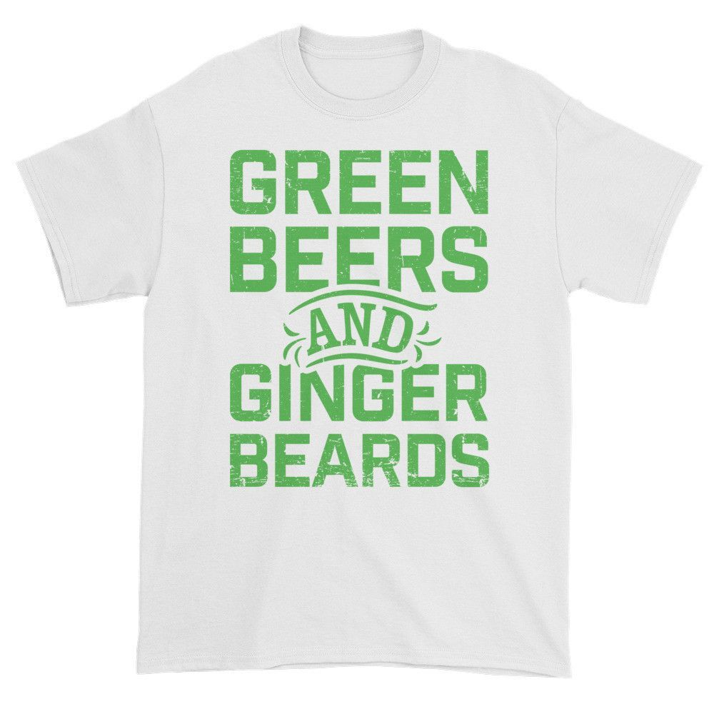 Green Beers and Ginger Beards