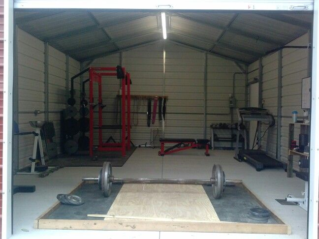 Inspirational garage gyms ideas gallery pg home gyms work