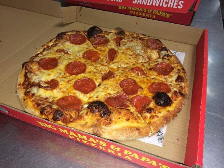 Sometimes a pepperoni pizza is all you need. #BMPPGlendale  https://ordernow.bigmamaspizza.com/locations/glendale/