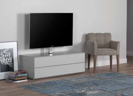 Marknesse tv kast groot wit grijs goedkoopst bij a meubel