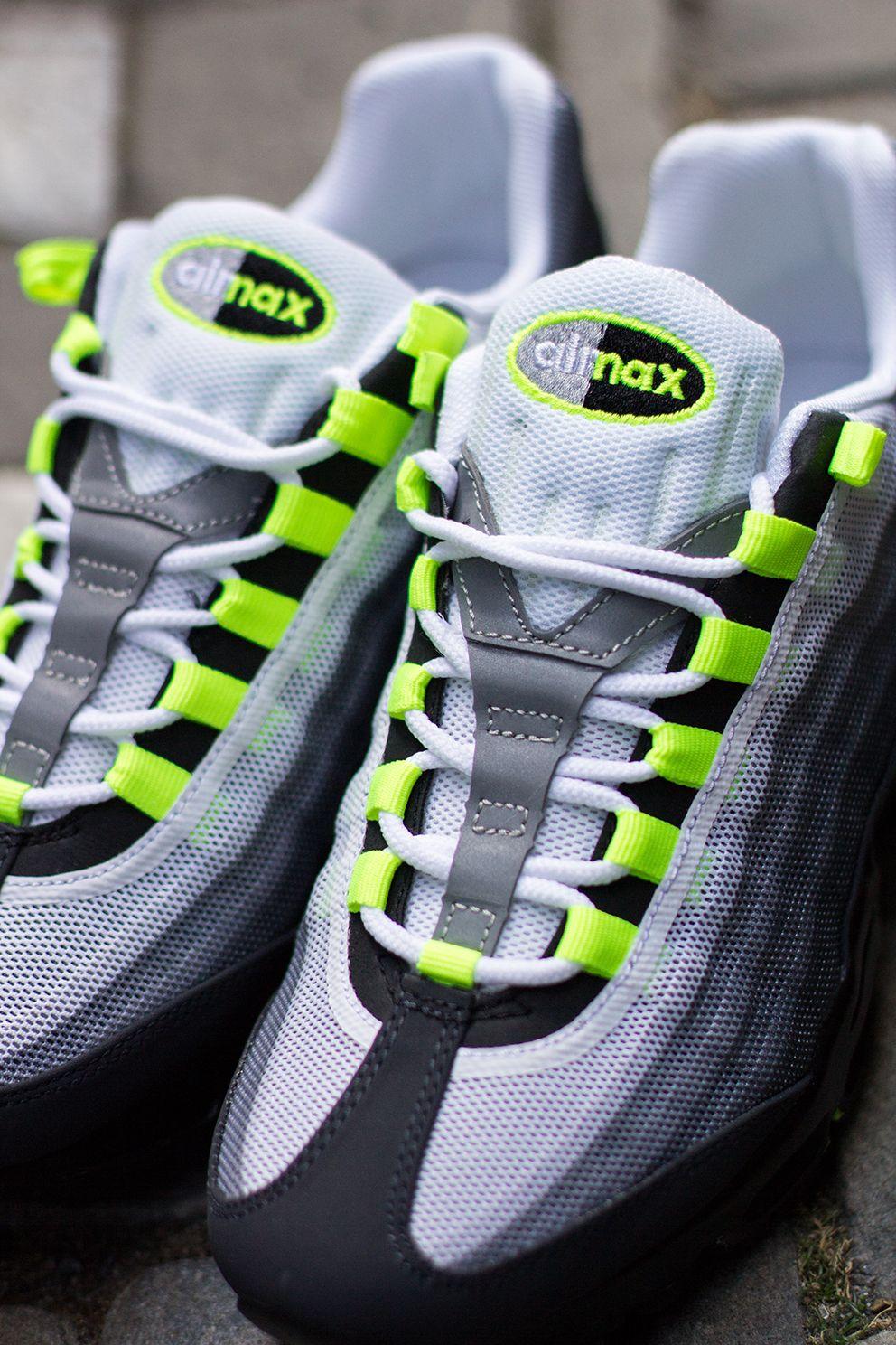 cheap for discount a0915 bb718 MG 9674 Nike Air Max 95 Premium Tape QS Neon eukicks