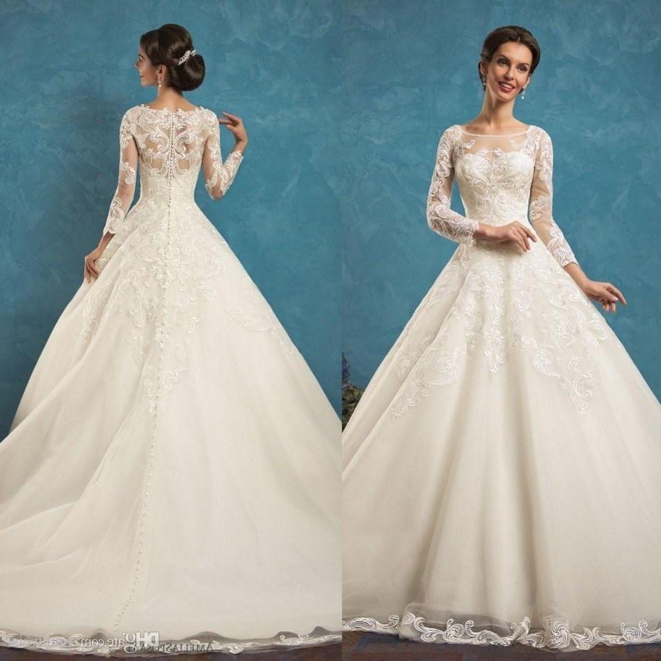 Wedding Dresses Long Sleeve 2017 | Wedding Dress | Pinterest ...