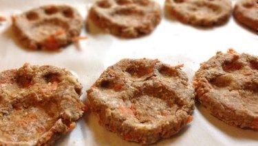 Photo of Receta para perros: Cookies de manzana y zanahoria | Cómo educar a un cachorro