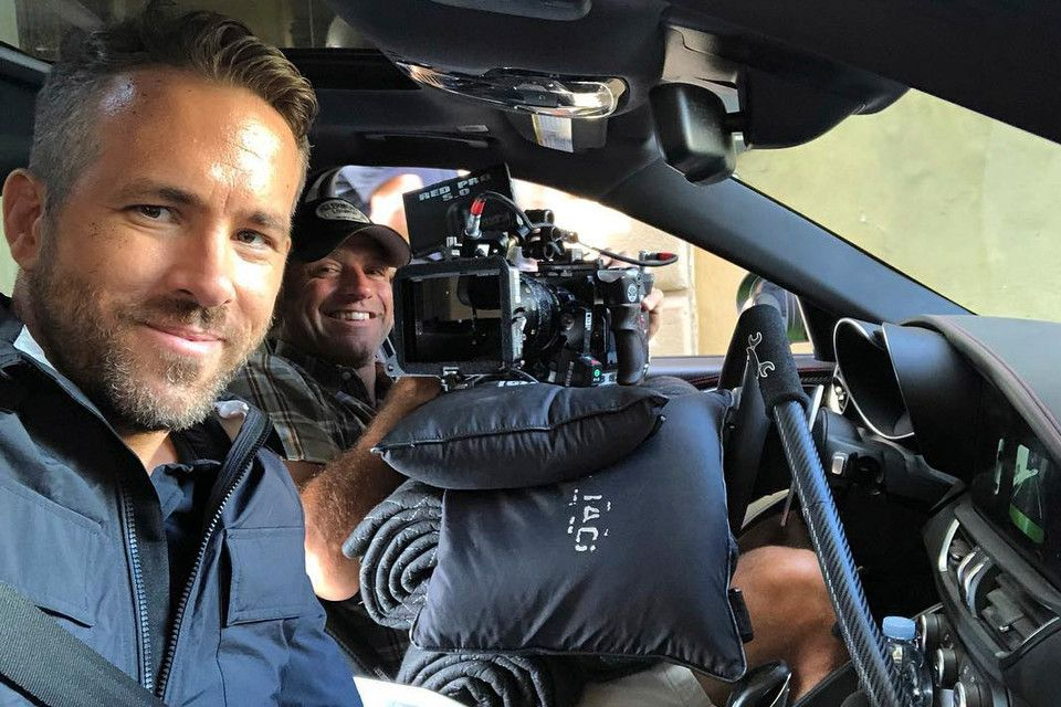 Ryan Reynolds Teases '6 Underground' Film With
