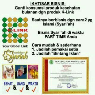 K-link is the best .. more info 081381313769
