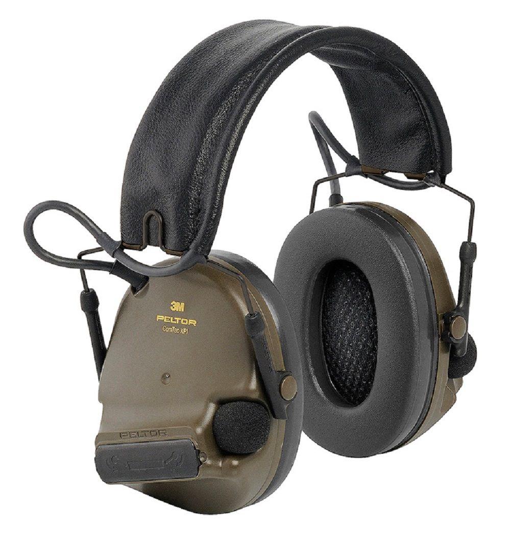 PELTOR Kapselgehörschutz mit Helmbefestigung