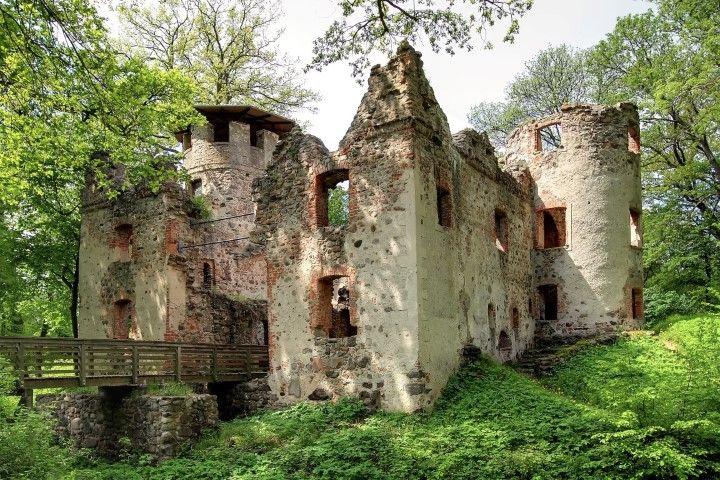 Die Besten Fotospots In Mecklenburg Vorpommern Verlassene Orte Deutschland Alte Verlassene Hauser Verlassene Schlosser