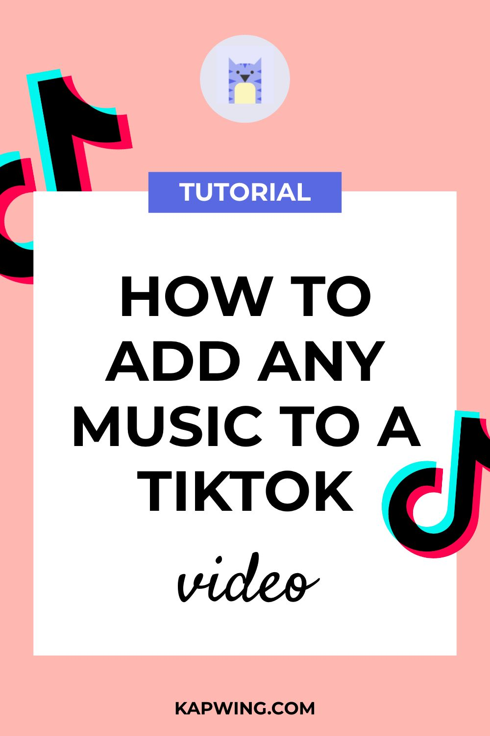 How To Add Music To Tiktok Videos Any Music Discover Music Music
