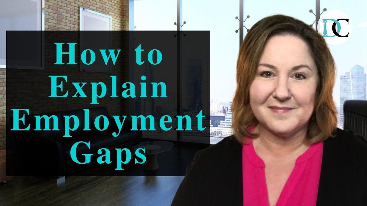 Resume Gaps How to Explain Employment Gaps on Resume