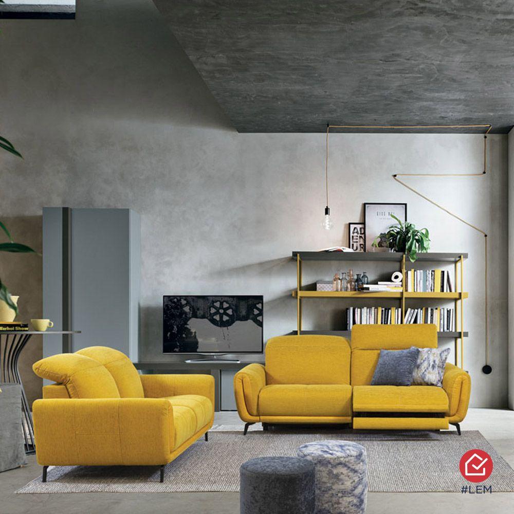 Ida Un Canape Qui Associe A La Perfection Confort Et Esthetique Systeme Relaxation Dos Au Mur Tetieres Arti Canape Relax Mobilier De Salon Canape 3 Places