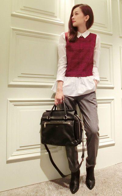 每日精選 - 2013-10-15 | Dappei 搭配 - 服飾穿搭網站