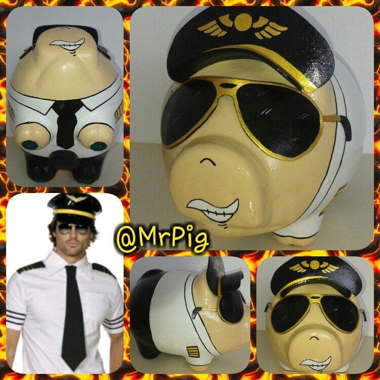 Alcancia piloto