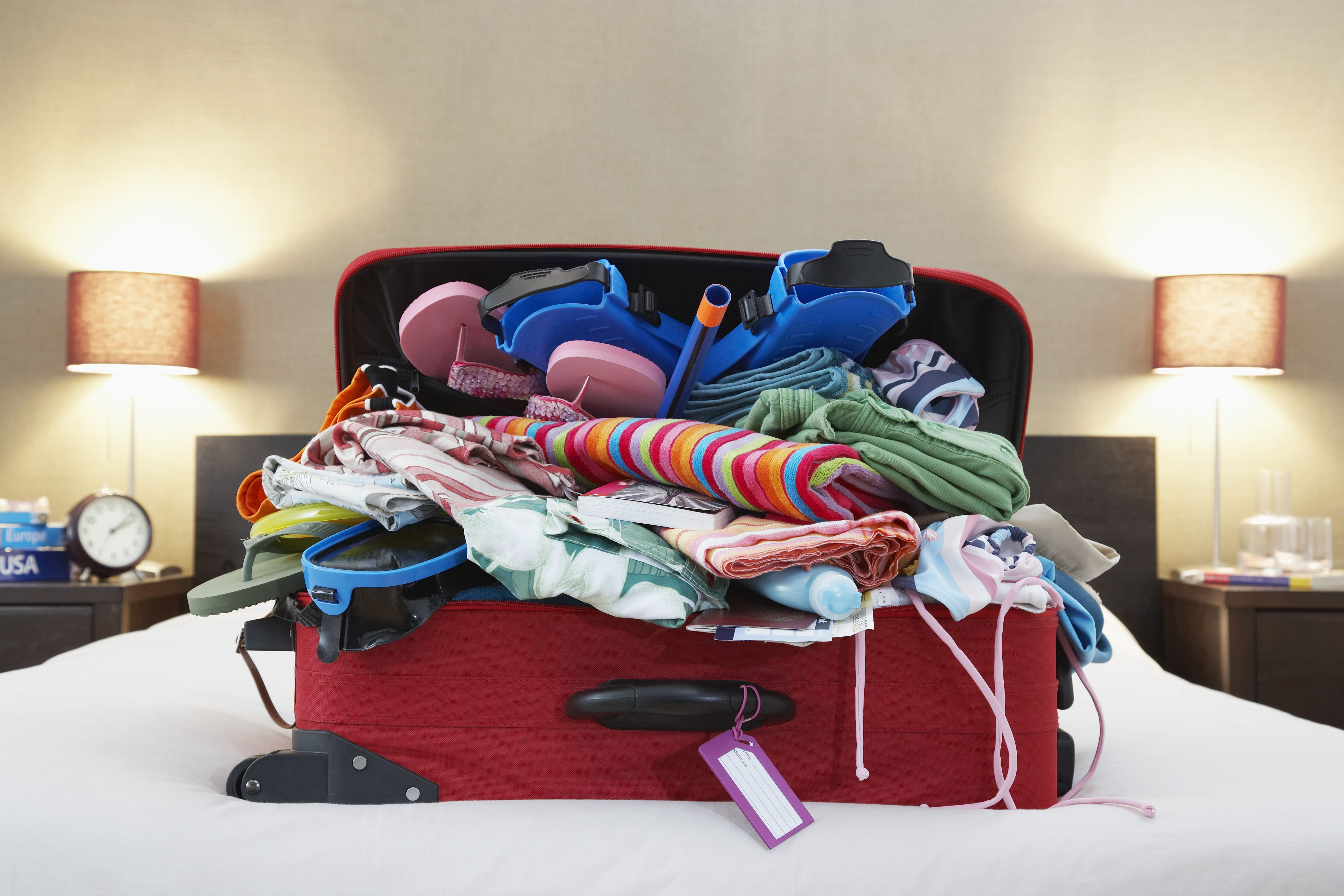 12 Things You Should Never Pack Family Vacation Packing Cruise Packing Tips Vacation Packing