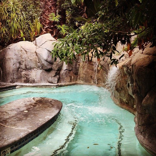 The Oasis Sycamore Mineral Springs Avila Beach San Luis Obispo County Exotic Places