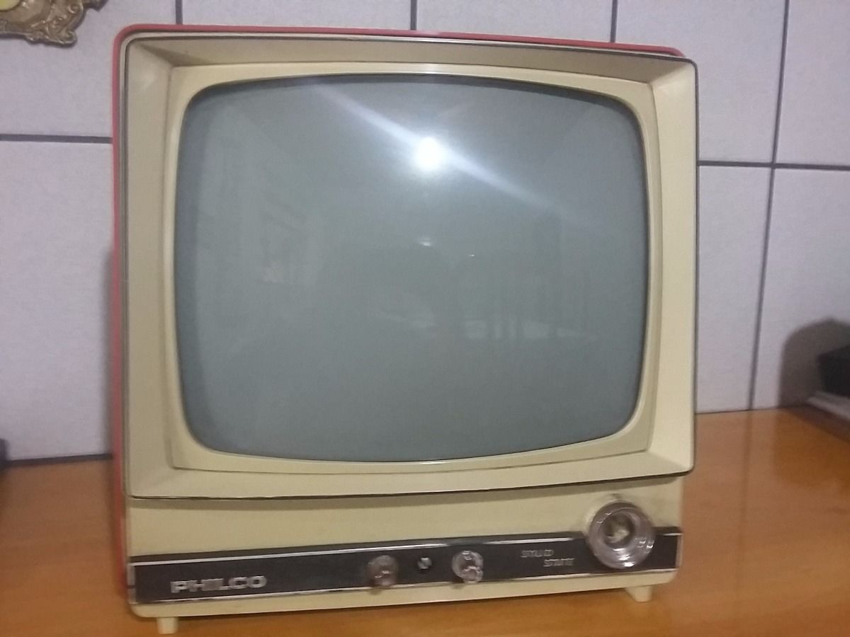 Tv Antiga Philco Topo Gigio Tv Antiga Televisao Antiga