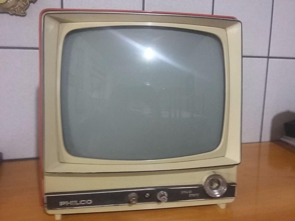 Tv Antiga Philco Topo Gigio Tv Antiga Televisao Antiga