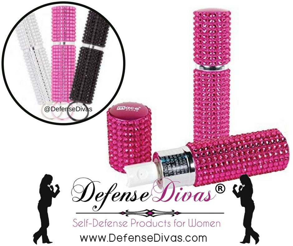 Mace Brand is where posh meets protection! Carry this