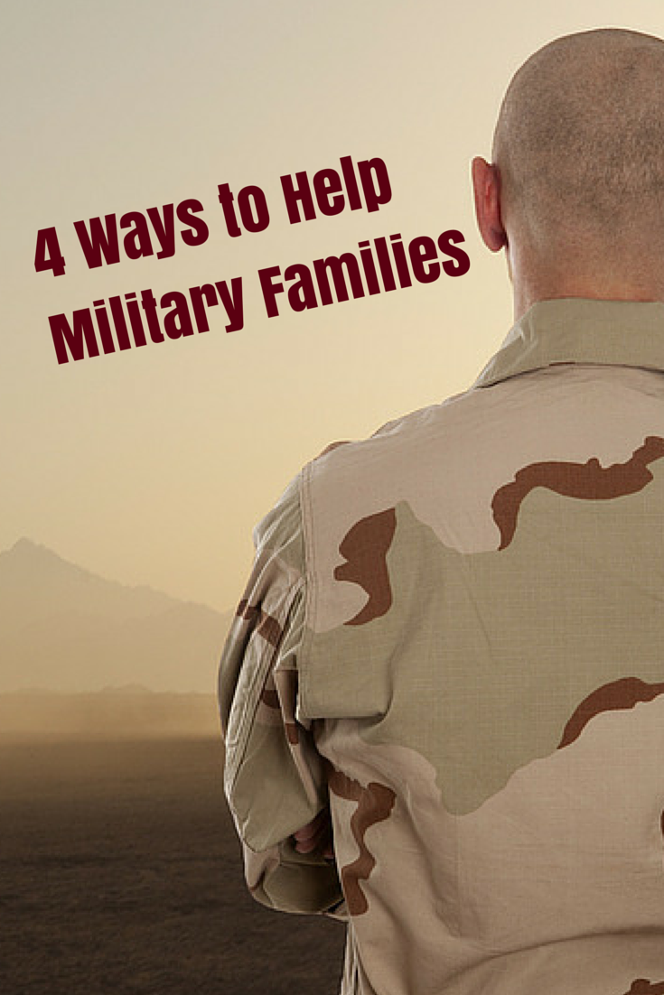 4 Ways to help military families that can really make a difference