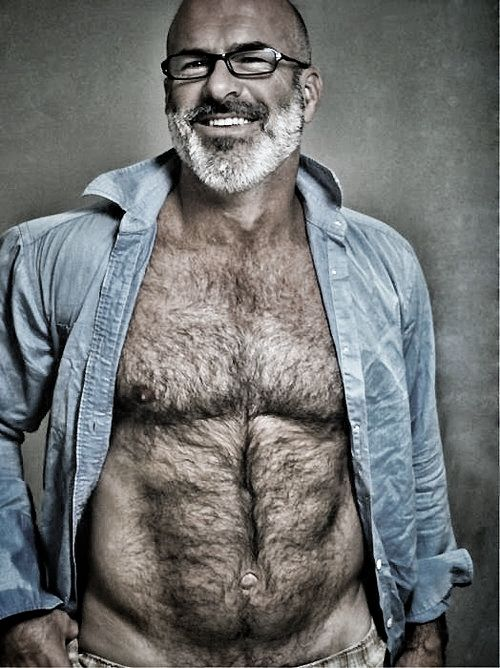 Hairy daddy gay tube