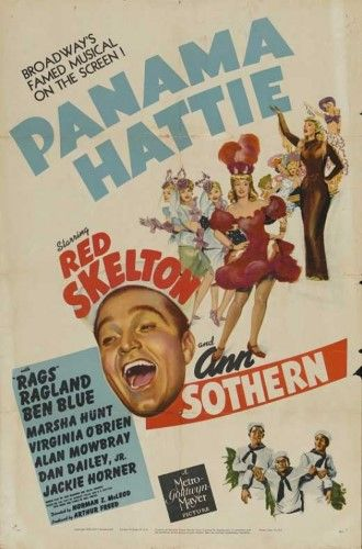 Watch Panama Hattie Full-Movie Streaming