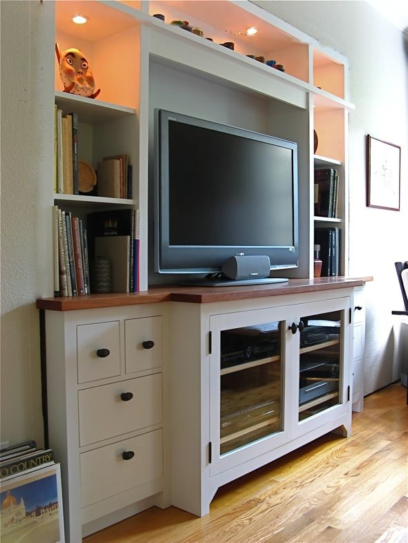 Tv Unit In Living Room: Built In Tv Cabinet, Home, Home Remodeling