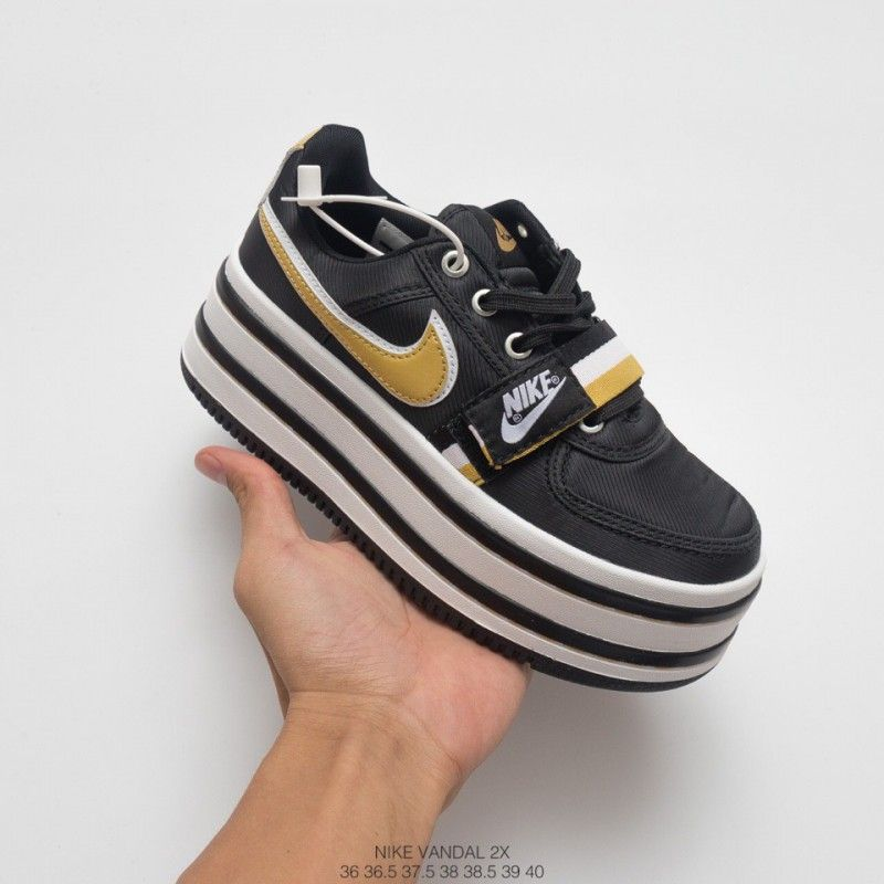 Existence Disposed Thought  Nike Vintage Vandal High,Nike Vandal Supreme Vintage,Nike Vandal 2k Womens  Muffin Thick Foundation Vintage Skate shoes Based on in 2020 | Skate shoes,  Vintage nike, Shoes