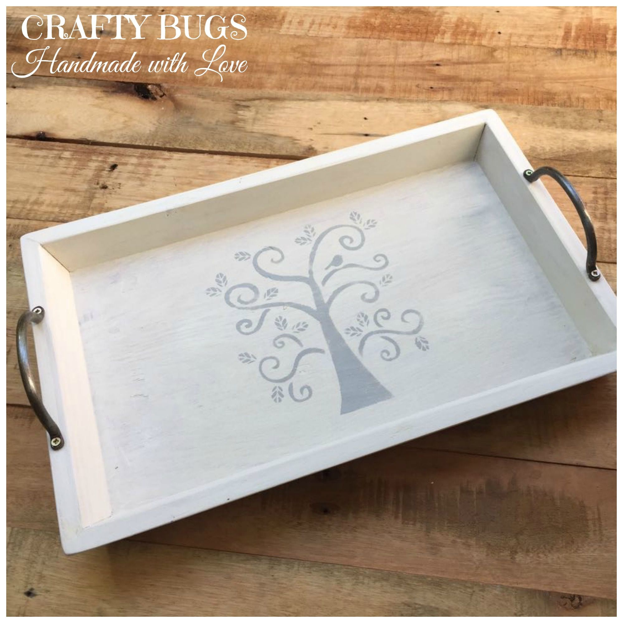 Uncategorized Handmade Wooden Trays handmade wooden wrought iron tea tray time crafty bugs tray