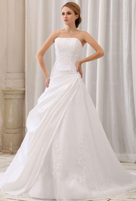 Vestidos de novia elegantes - Para Más Información Ingresa en: http ...