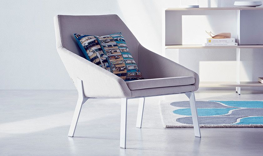 Dwell modern lounge furniture Chaise Chairs Modern By Dwell Magazine Lounge Chair Pinterest Modern By Dwell Magazine Lounge Chair By Modern Vignettes And