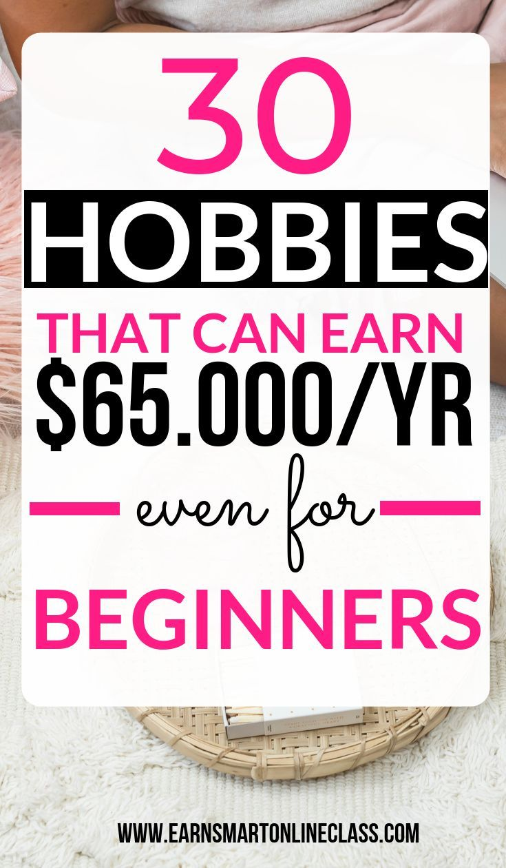 Looking for hobbies that make money? Here's a list of 15 money making hobbies to try this year. Perfect hobbies for women in their 20s and above. #moneymakinghobbies #hobbies #hobbiesforwomen #hobbiestotry #onlinebusiness #onlinejobsfromhome #sidehustleideas #makemoneyonlinefree #workfromhome #earnmoney #workfromhomejobsformoms #athomejobsformoms