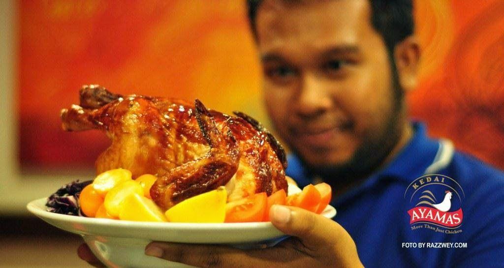 Ayam Panggang Yang Mampu Membuatkan Anda Bermimpi Tentang Negara Jepun Mawardi Yunus Ayam Panggang Makanan Panggang