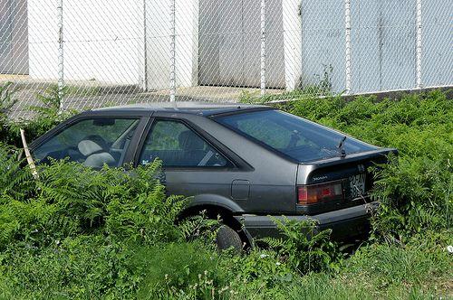 Missing Link Honda Accord Hatchback Honda