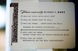 Best Response Cards « Weddingbee Boards | Wedding | Pinterest ...