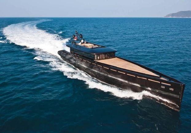 blade yacht