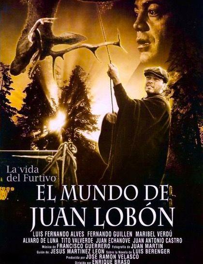 El mundo de Juan Lobón Serie de TVE con Maribel Verdú, Luis Fernando Alvés, Fernando Valverde... (1989)