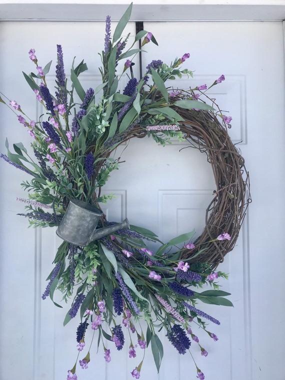 Photo of Peasant wreaths, winter wreaths, autumn wreaths for front doors, door wreaths, .-