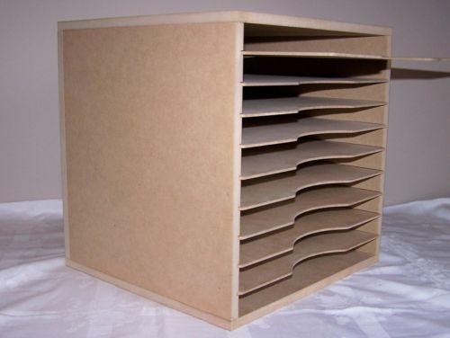 12x12 scrapbooking paper storage unit ebay for the house scrapbook paper storage paper. Black Bedroom Furniture Sets. Home Design Ideas