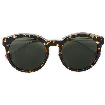 Óculos de sol redondo Dior Eyewear (Acessórios - Óculos) 1417cd1ca7