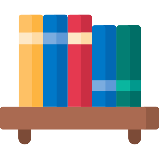 Bookshelf Free Vector Icons Designed By Freepik Free Icons Vector Free Vector Icon Design
